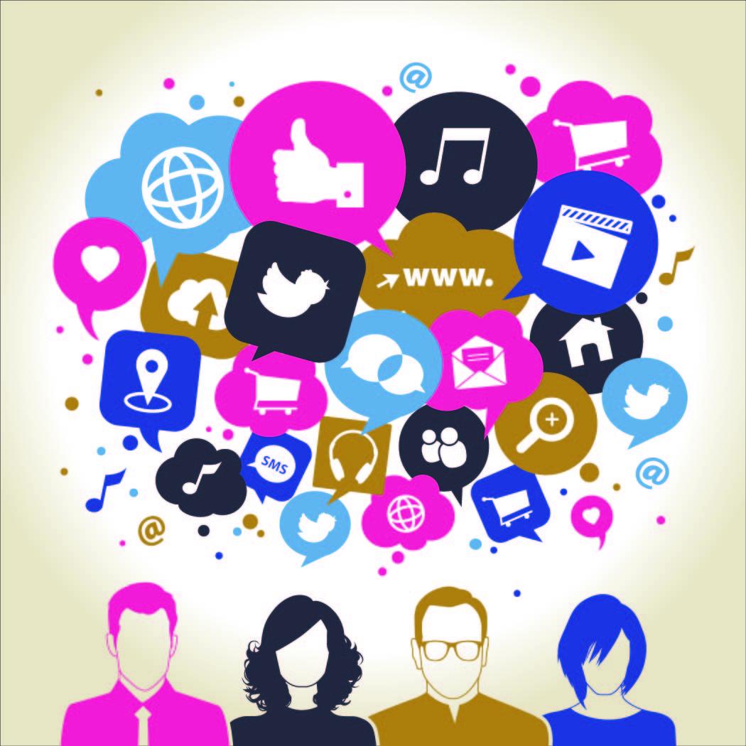 The Socials   The Social Media Landscape